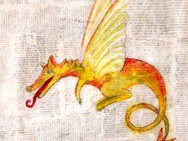 Pea Dragon
